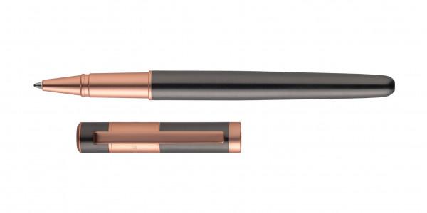 Hugo Boss RIBBON Tintenroller Matte Gun