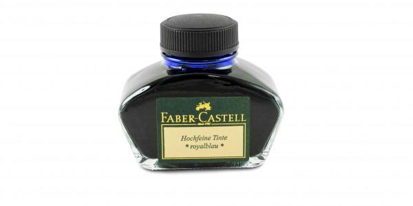 Faber-Castell Tintenglas 62.5 ml Königsblau löschbar