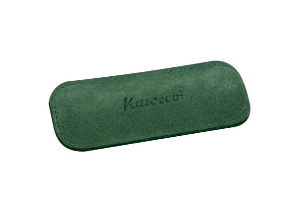 Kaweco Sport ECO Veloursleder Etui für 2 Stift Grün