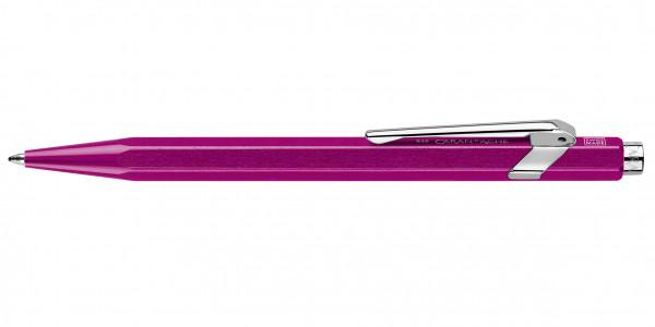 Caran d'Ache 849 Pop Line Kugelschreiber Metallic Violett