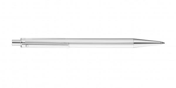 Waldmann Eco Druckbleistift Linien-Design Silber
