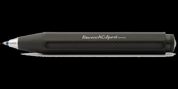 Kaweco AC Sport Kugelschreiber Schwarz