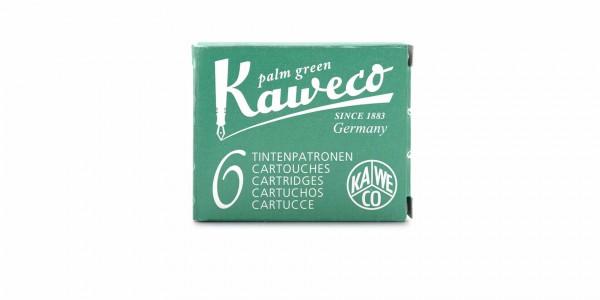 Kaweco Tintenpatronen Palmen Grün
