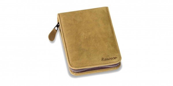 Kaweco traveler case leather brown