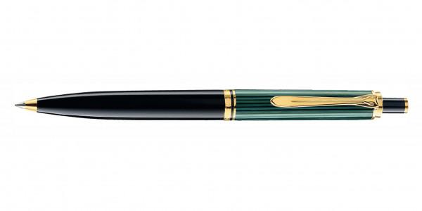 Pelikan Souverän 400 Kugelschreiber Schwarz Grün