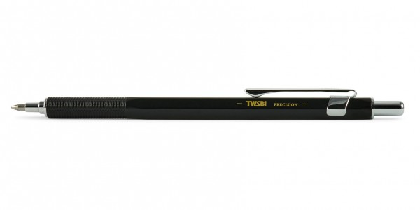 TWSBI Precision Kugelschreiber Schwarz