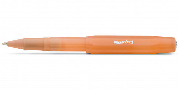 Kaweco FROSTED Sport Rollerball Soft Mandarine