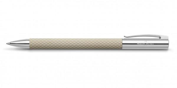 Faber-Castell Ambition OpArt Drehkugelschreiber White Sand