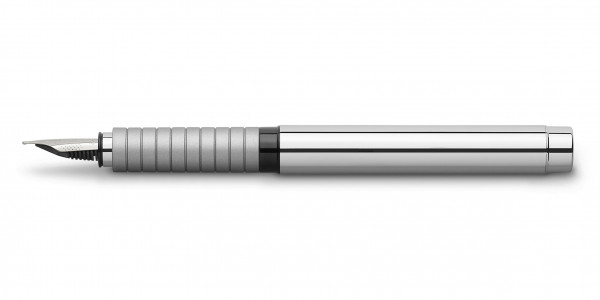 Faber-Castell Essentio Metall Füllfederhalter Glänzend