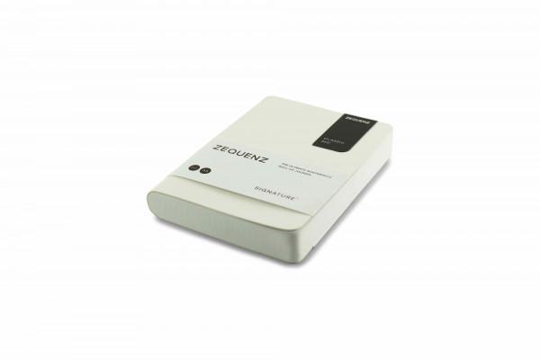 Zequenz Signature Classic 360 Notizbuch A6 Weiß