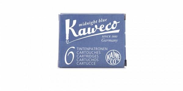 Kaweco Tintenpatronen Mitternachts Blau