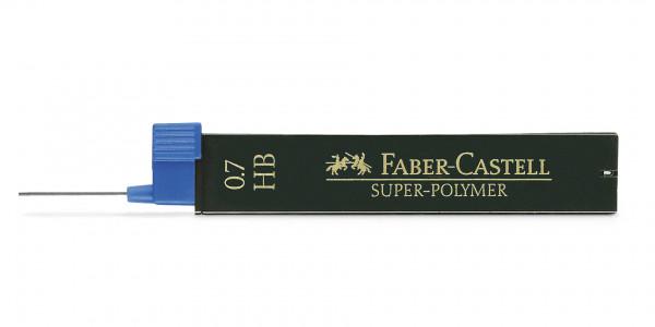 Faber-Castell Super-Polymer Feinmine 0.7 mm HB
