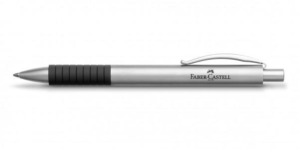 Faber-Castell Ballpoint pen Essentio metal matt