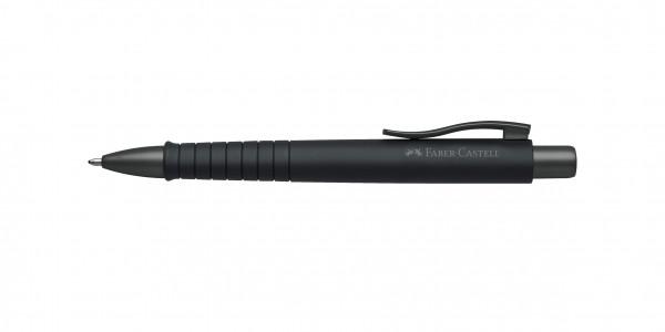 Faber-Castell Poly Ball Urban Kugelschreiber XB All Black