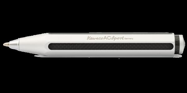 Kaweco AC Sport Kugelschreiber silber