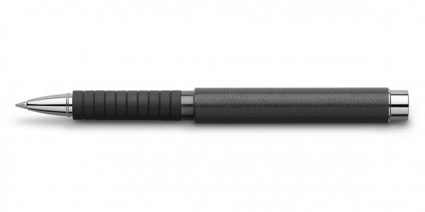 Faber-Castell Essentio Black Tintenroller Leder