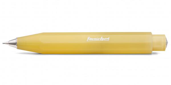 Kaweco FROSTED Sport Druckbleistift 0,7 mm Sweet Banana