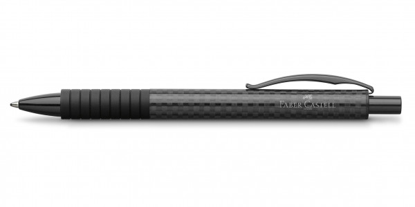 Faber-Castell Essentio Black Kugelschreiber Carbon