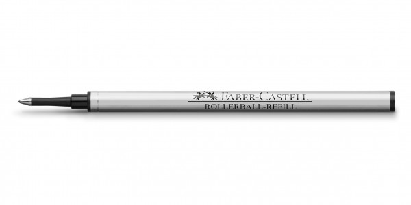 Faber-Castell Tintenrollermine Schwarz