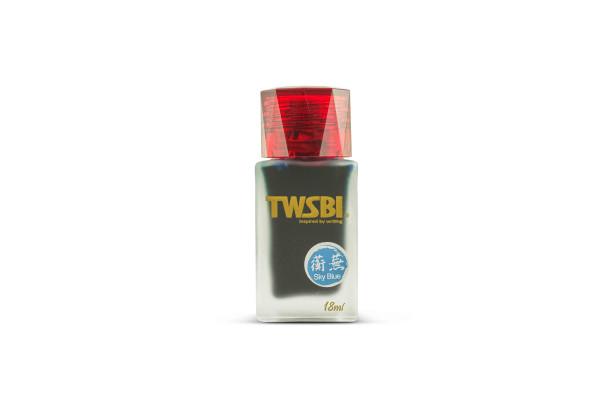 TWSBI 1791 Tintenglas Himmel Blau 18 ml, Limitierte Serie