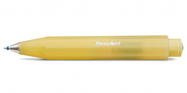 Kaweco FROSTED Sport Kugelschreiber Sweet Banana