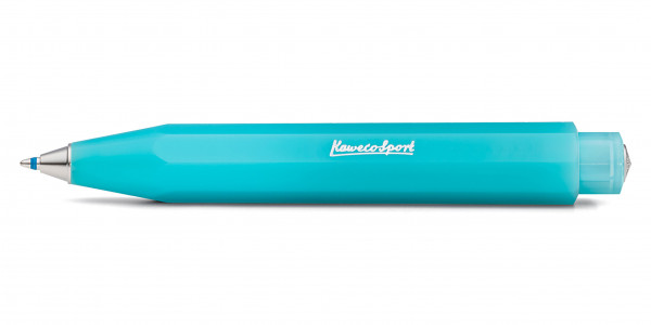 Kaweco FROSTED Sport Kugelschreiber Light Blueberry