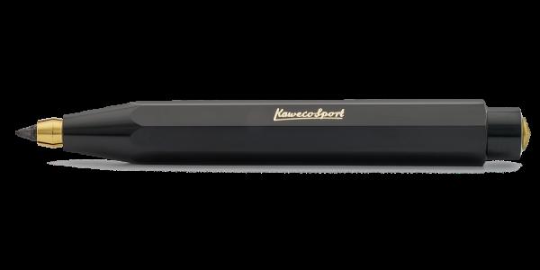 Kaweco CLASSIC Sport Fallbleistift 3,2 mm Schwarz