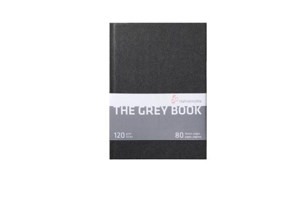 Hahnemühle THE GREY BOOK Notizbuch A5
