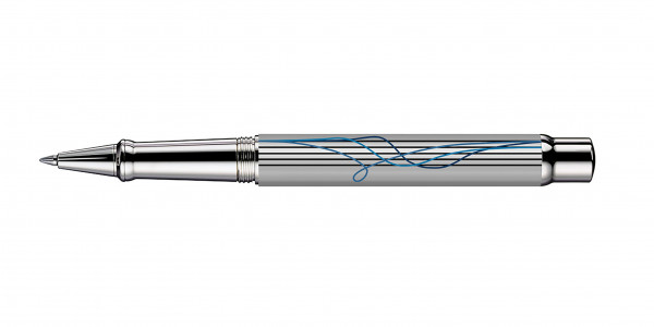 Otto Hutt Entwurf 04 Rollerball Scribble Offen