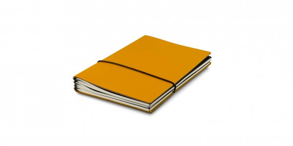 X17 SuperBuch notebook A6 lefa yellow