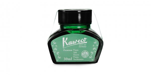 Kaweco Tintenglas Palmen Grün