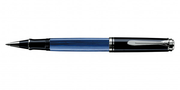 Pelikan Souverän 805 Tintenroller Schwarz Blau