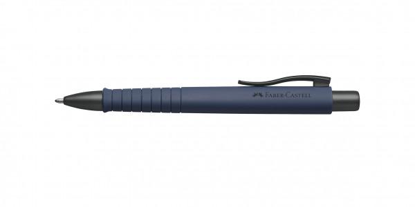 Faber-Castell Poly Ball Urban Kugelschreiber Navy Blue