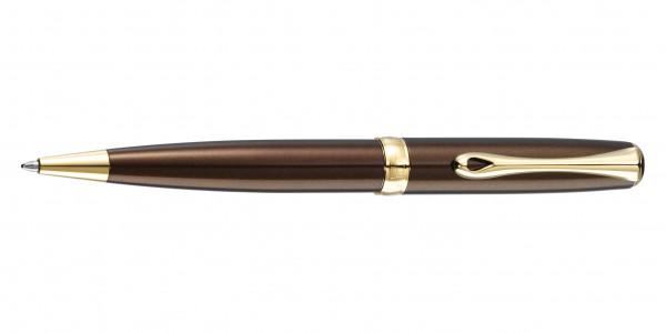 Diplomat Excellence A2 Kugelschreiber Marrakesh Vergoldet