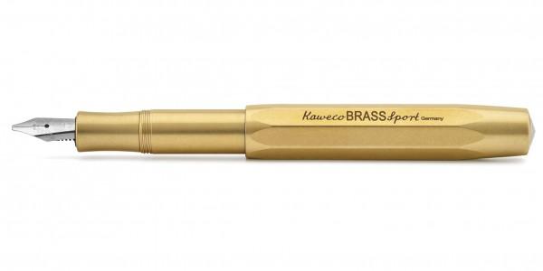 Kaweco BRASS Sport Kalligrafie Füllhalter 1.5 mm