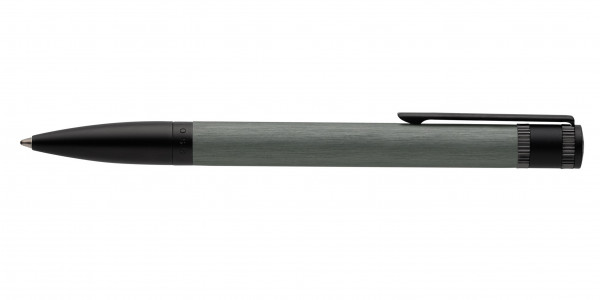 Hugo Boss EXPLORE BRUSHED Kugelschreiber Grey