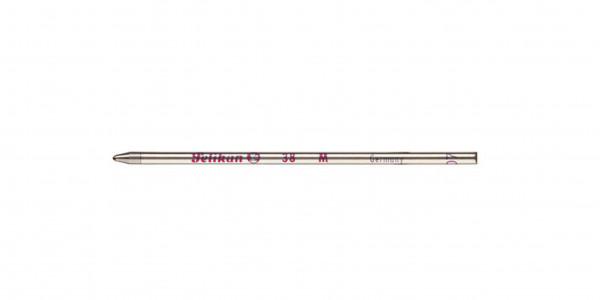 Pelikan Kugelschreibermine 38 D1 Rot 1,0 mm - 1 Stück
