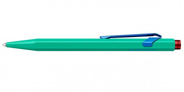 Caran d'Ache 849 Claim Your Style Kugelschreiber Veronesergrün