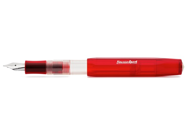 Kaweco ICE Sport fountain pen red F