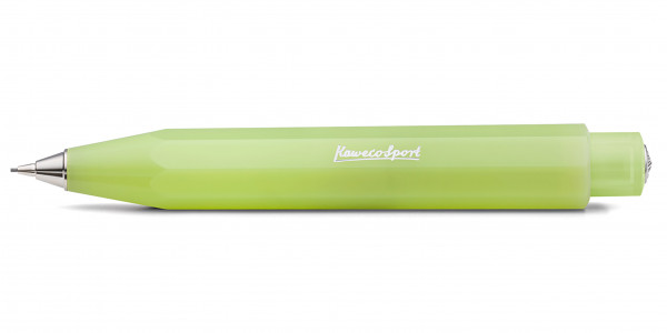 Kaweco FROSTED Sport push pencil 0,7 mm Fine Lime